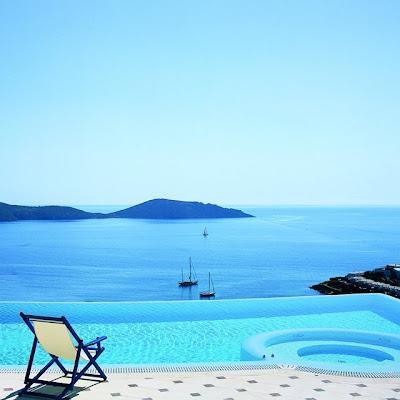 Villas y Suites en Hotel de la Isla de Creta Golfo de Elounda Gulf