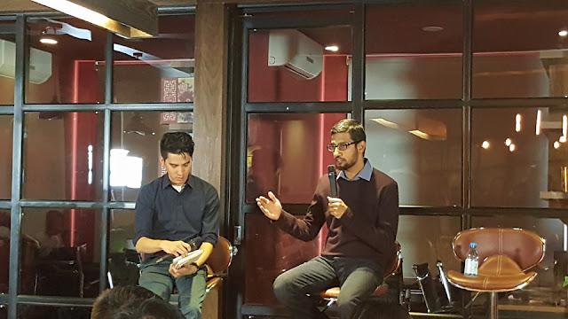 Bài học từ cuộc gặp CEO Google Sundar Pichai