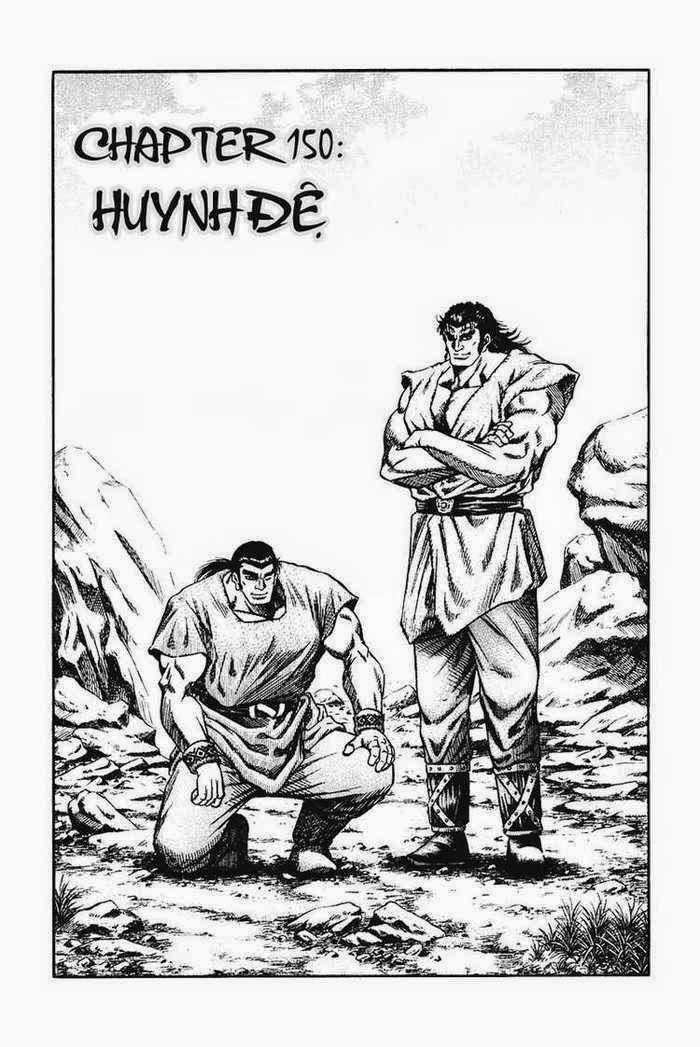 Chú Bé Rồng - Ryuuroden chap 150 - Trang 1