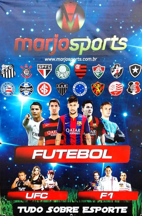 Marjo Sports - Faça sua aposta na banca que paga na hora! Organização: Jordan