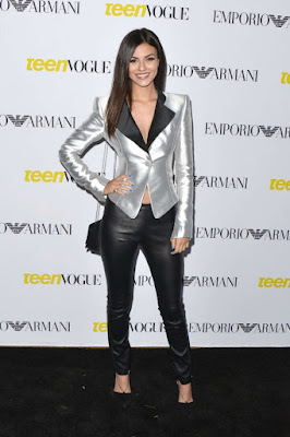 Victoria Justice: 2015 Teen Vogue Young Hollywood Party