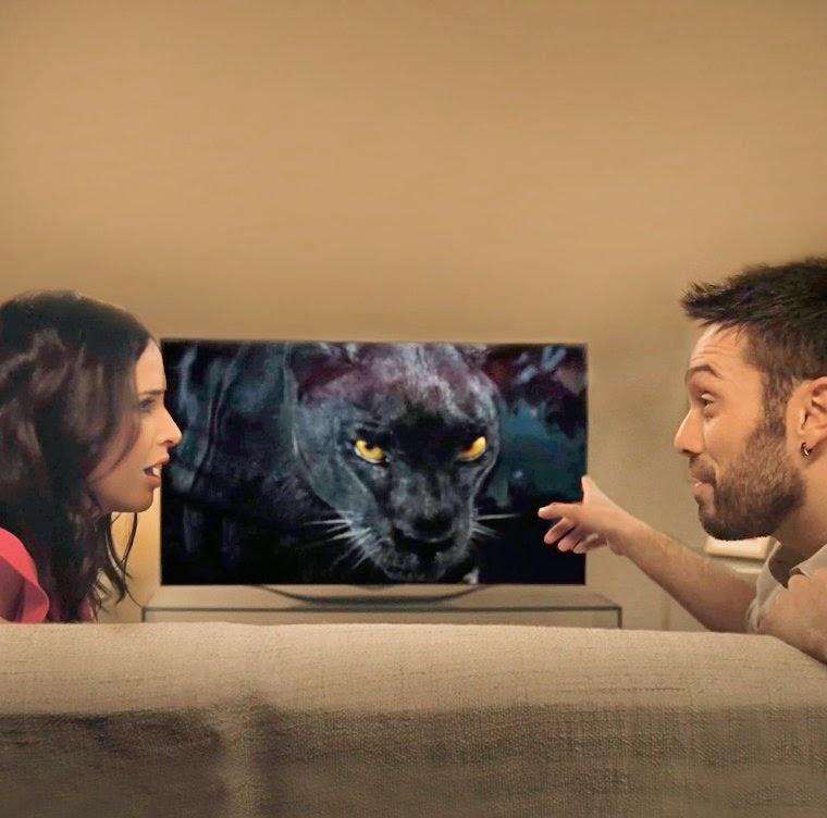 Las nuevas tv oled de LG