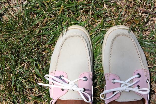 boat+shoes - Souliers de la Semaine