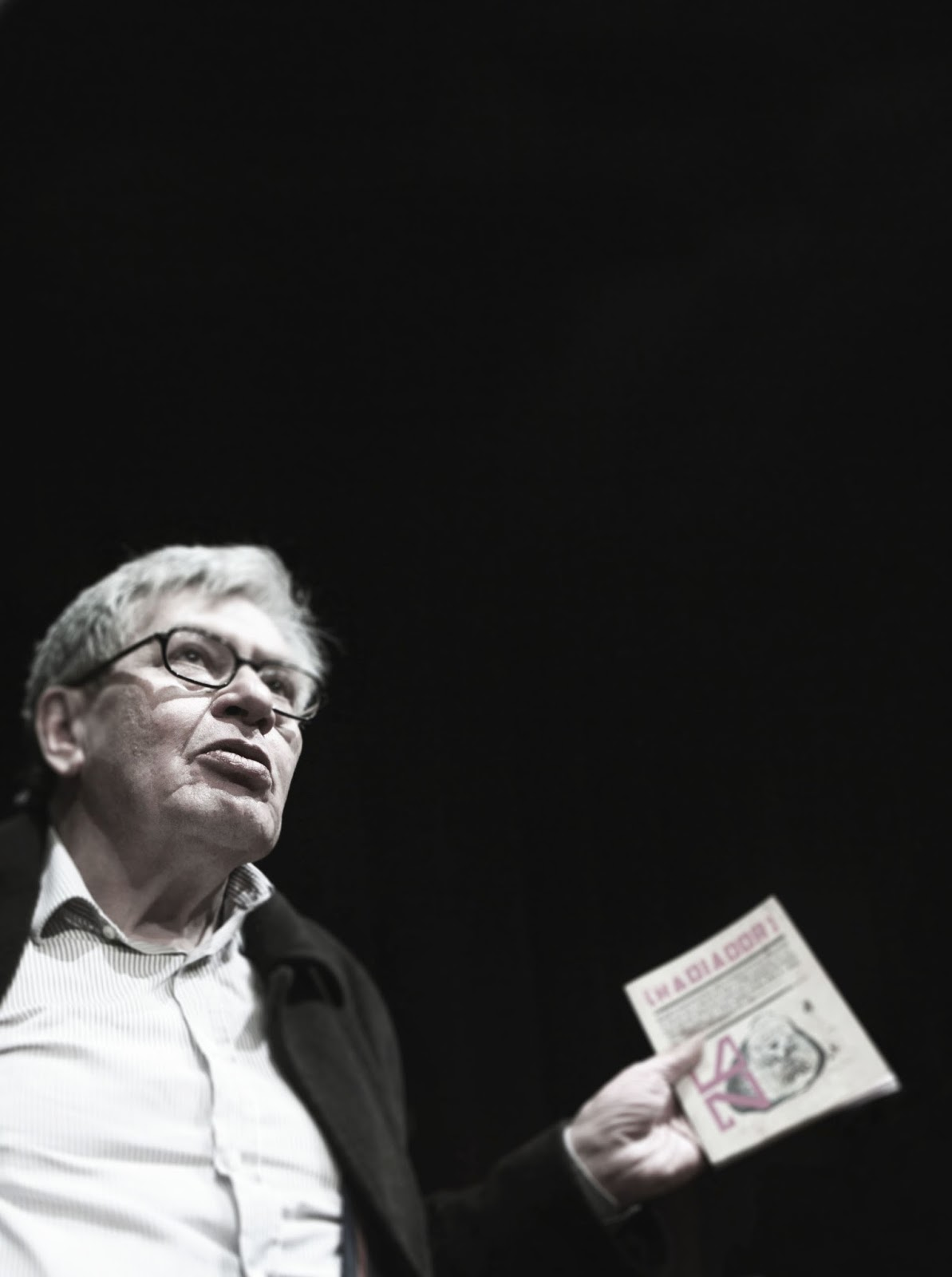 José Emilio Pacheco foto 2014