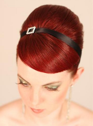Red Hair Wedding Hairstyle Wallpaper