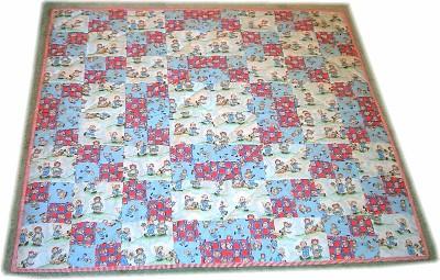Kari's Crafts: July 2010 : raggedy ann quilt pattern - Adamdwight.com
