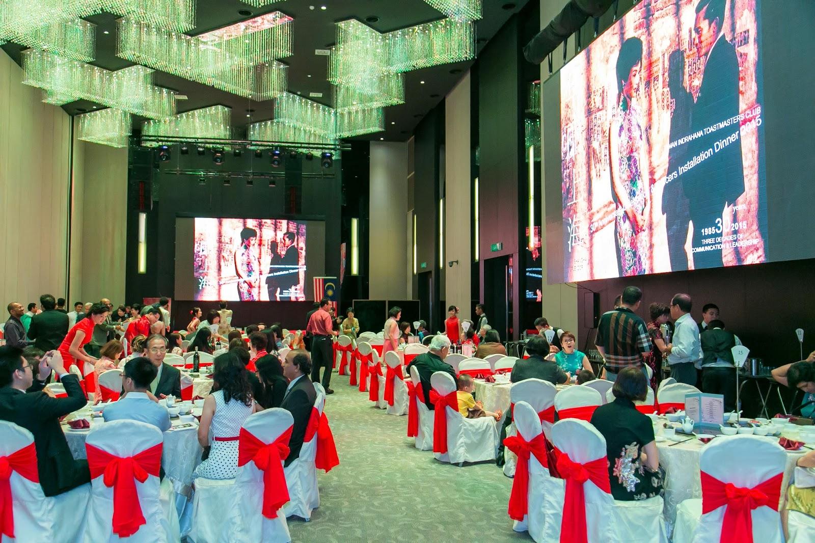 Taman Indrahana Toastmasters Club