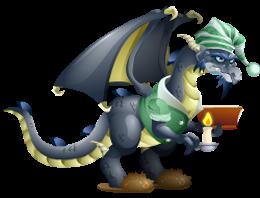 imagen del dragon scrooge