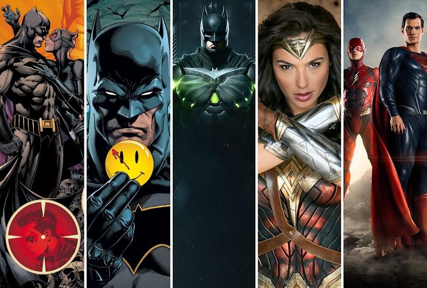 ¡SE VIENE UN GRAN AÑO PARA LOS FANS DEL UNIVERSO DC!