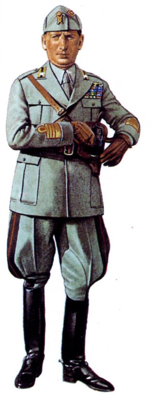 Военнослужащие итальянских