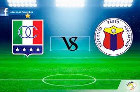 Once Caldas vs Deportivo Pastro