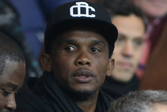 Samuel Eto'o is the highest-paid player in the world at €20 million net per season