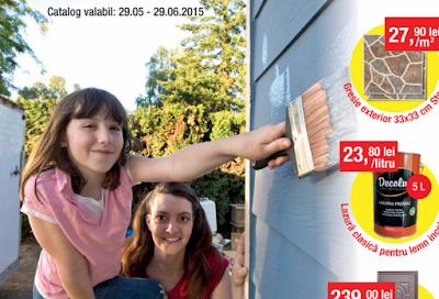 Catalog BAUMAX Proiectele de Exterior, Vara se Construiesc cu Spor