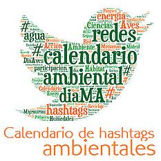 Calendario ambiental del 2018