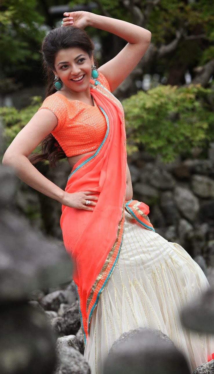 Kajal Agarwal Hot Images | Telugumovie
