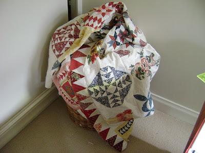Morrell quilt