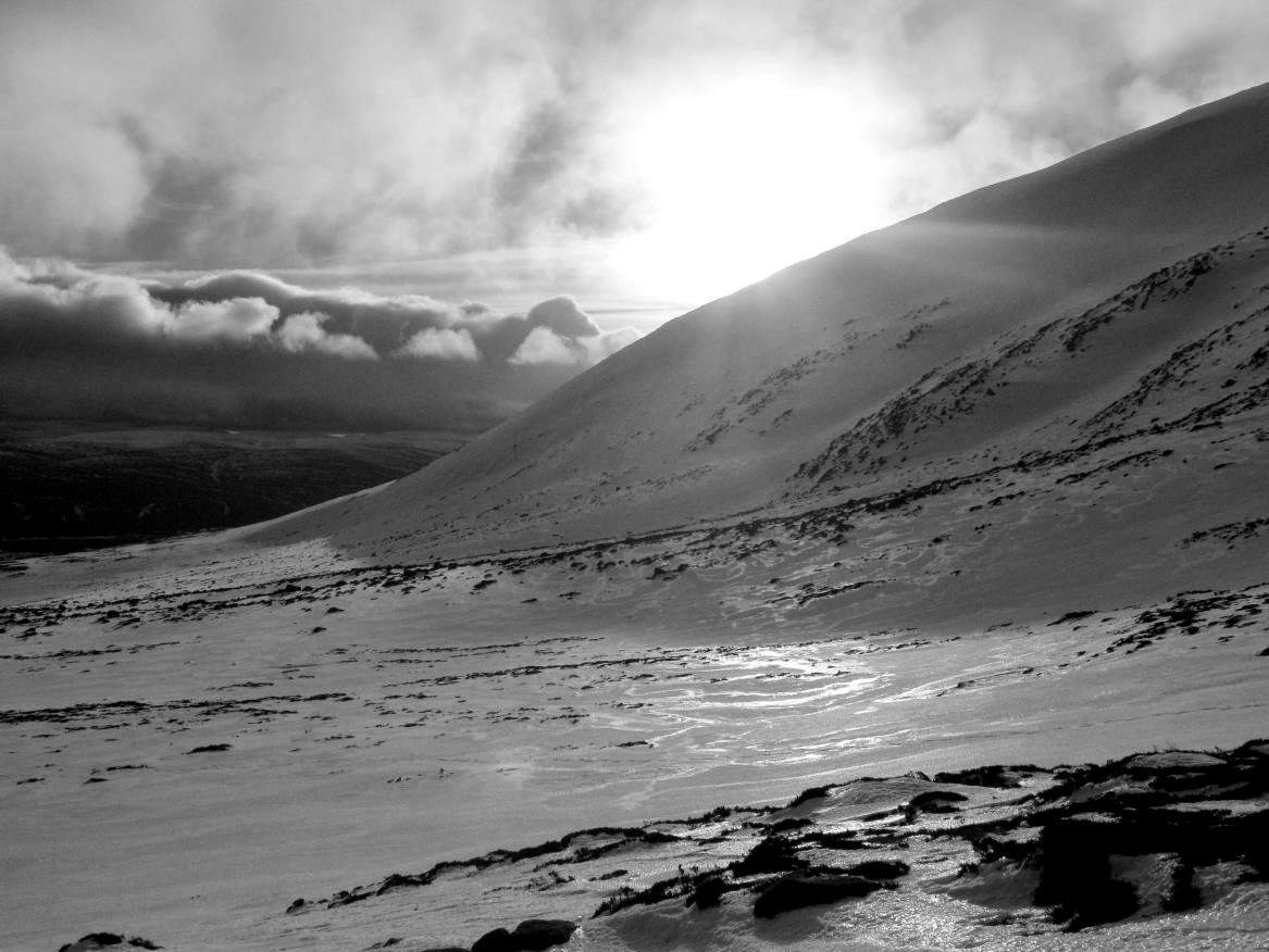 Lochnagar winter