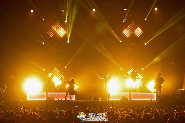 OneRepublic Live in Malaysia 2013