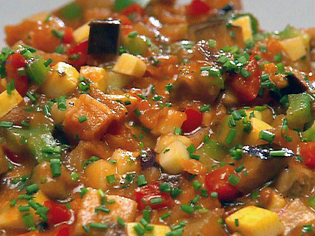 Рецепт овощное рагу с фото пошагово с мясом