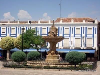 Plaza Espana Valdepenas