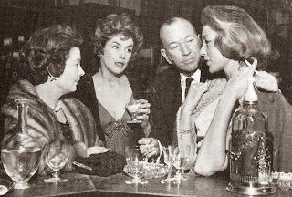 Vivien Kay Noel & Lauren 1959
