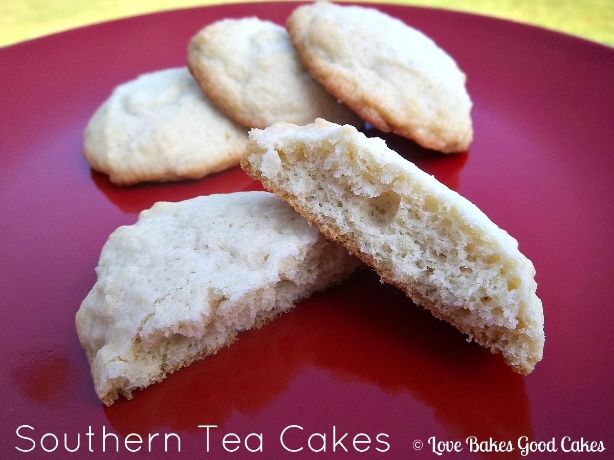 Louisiana Style Tea Cakes