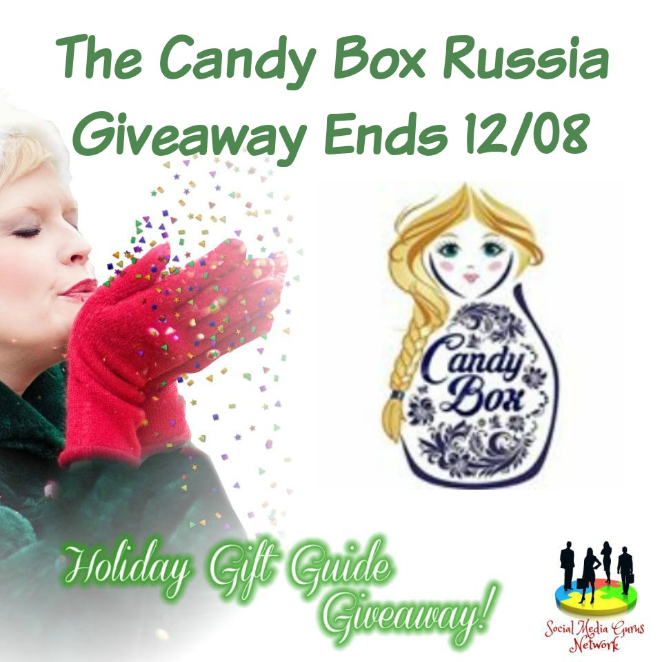 Candy Box Giveaway