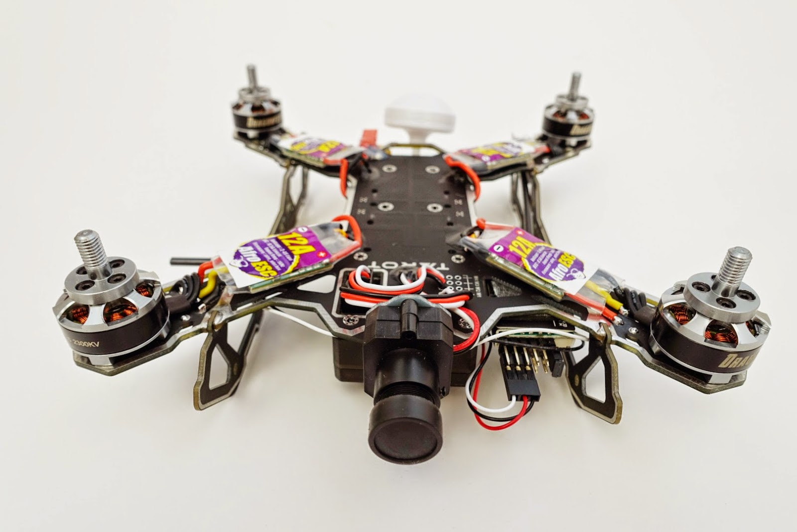 fpv model tarot 200mm mini quadcopter tl200a