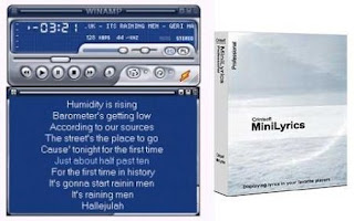 Download Latest Minilyrics 7.5.24 Full Activation