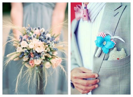 royal blue flower