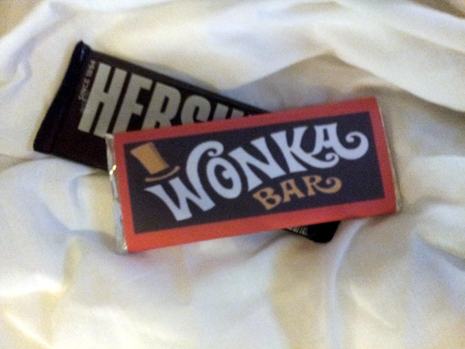 Wonka Bar Wrapper Templates Just B Cause