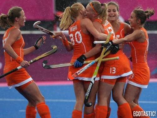 Dutch Hockey Fashion♡ London Olympics 2012