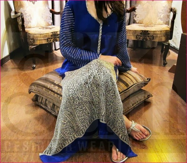 Sajh Designer Summer Dresses Collection For Women And Girls