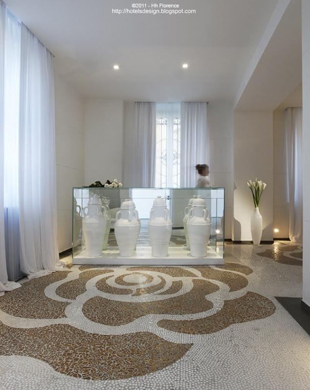 Les plus beaux hotels design du monde h tel home florence for Hotel design florence