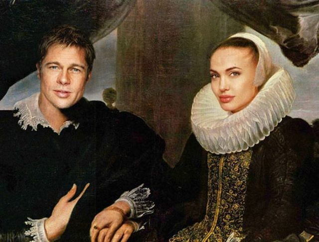 Impressive Renaissance Portraits of Modern Day Celebrities Seen On www.coolpicturegallery.us