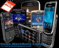 Harga BlackBerry Terbaru Mei 2013