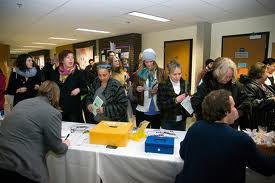 Hidden Camera at MN Voters Registration