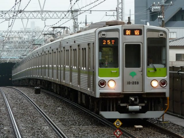 都営新宿線 各停 新宿行き3 10-000形250F