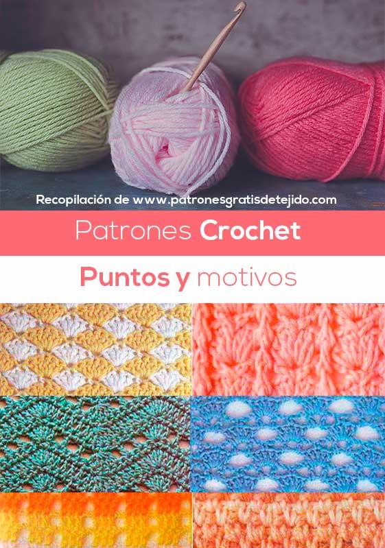 Libro de 60 patrones de puntos para descargar gratis | Crochet y Dos ...