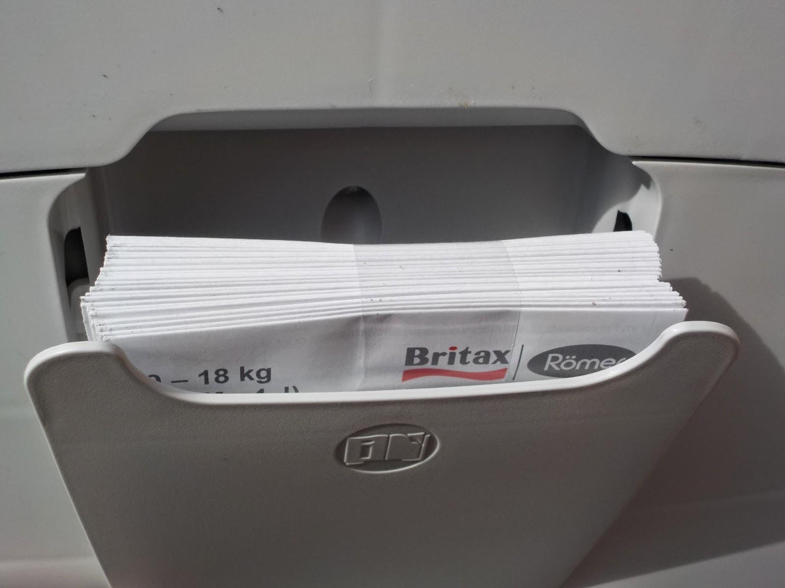 Britax store instruction manual