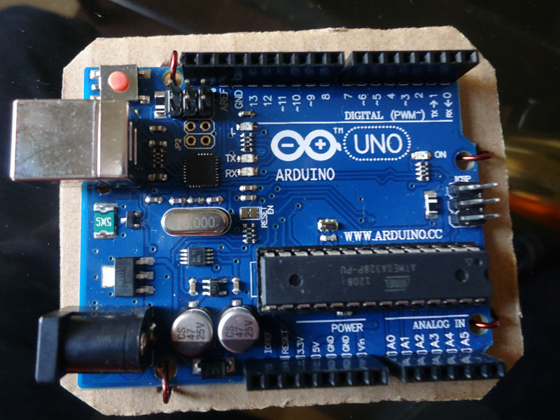 Arduino power meter - Electrical Engineering Stack