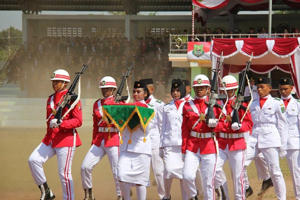 HUT REPUBLIK INDONESIA KE - 69 DI KUALA KAPUAS
