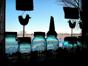 JARS & CLUCKERS from Terri Adams, Celtic Acres, Rural Franklin Grove, Illinois