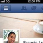 Update Aplikasi Facebook iPhone Anda Agar Mendukung Timeline