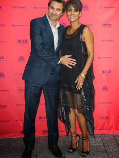 Halle Berry and Olivier Martinez name their son Maceo-Robert