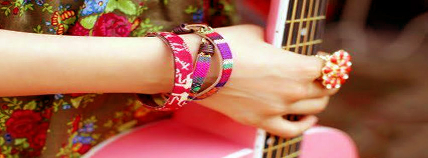 Bangles And Rings Of Pretty Girl