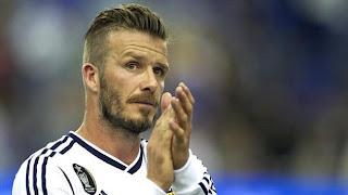 David Beckham, Britania Raya, Manchester United