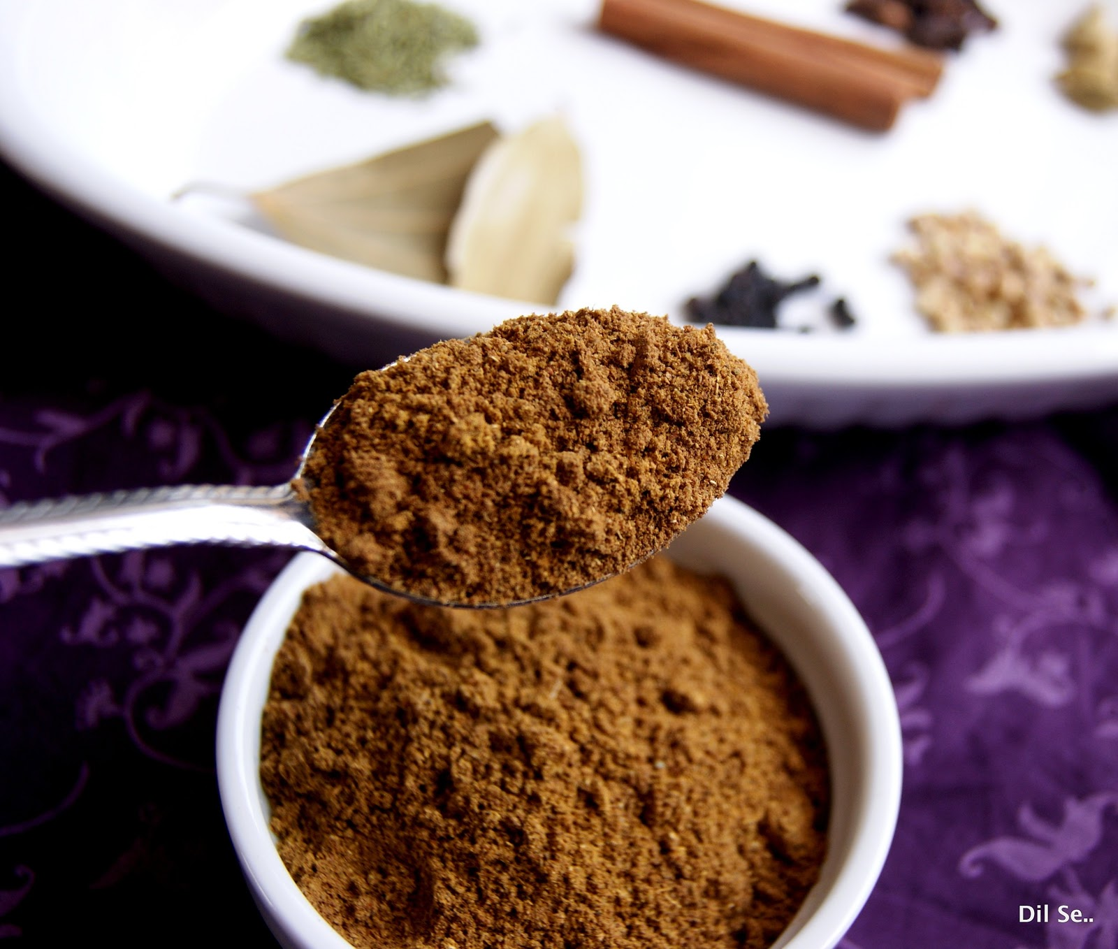 Dil Se..: Home Style Garam Masala from Hari Nayak's Kitchen and a ...