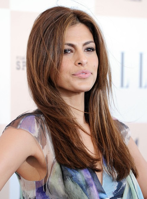 MEDIUM HAIRCUTS FOR WOMEN: Long layered hairstyles 2013