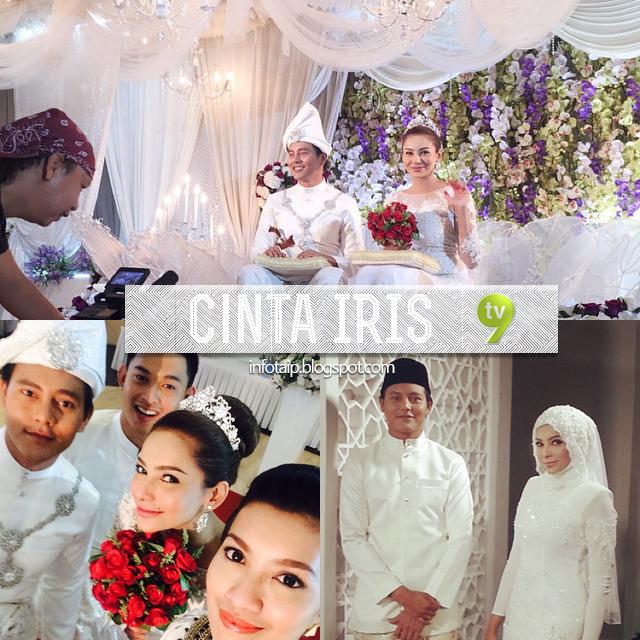 Cinta Iris Kahwin
